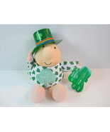 St Patricks Day Top O' Mornin Plush Irish ZIGGY w/Tags -1994-American Gr... - $12.99