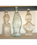 Glass Fish Bottle Decanter - $10.00