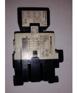 Mitsubishi Contactor Relay SR-N4 & Auxiliary Contact UN-AX4 - $16.50