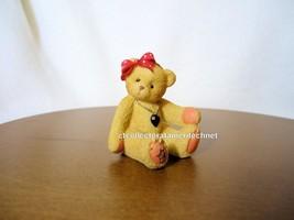 Cherished Teddies Little Sparkles July Bear  2003 NIB - $16.69