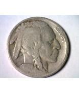 1917 BUFFALO NICKEL GOOD+ G+ NICE ORIGINAL COIN FROM BOBS COINS FAST SHI... - ₹593.13 INR