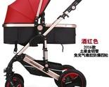 Stroller 3 in 1 certification 3 year warranty 2 in 1 baby stroller 0 3 thumb155 crop