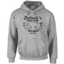 224 Satriales Hoodie pork store sopranos mob boss tv show mafia All Sizes/Colors - $30.00