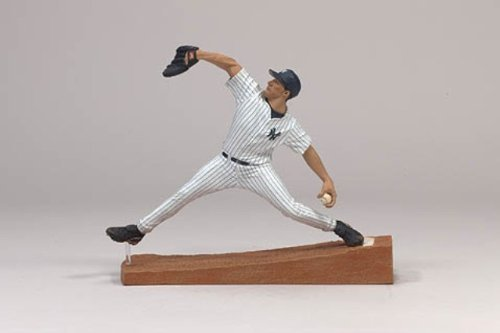 Primary image for McFarlane MLB Series 19 Andy Pettitte New York Yankees Action Figure
