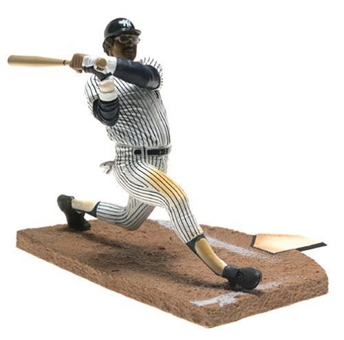 McFarlane Toys MLB Cooperstown Collection Series 1 Action Figure Reggie Jacks...