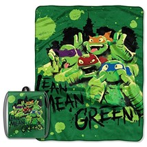 Licensed Character Drawstring Tote and Micro Raschel Throw Blanket Set -... - $16.89