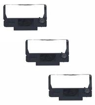 Genuine Epson ERC-38B 3-PK Black Cartridge for TM-U200A, TM-U200D, TM-300A, T... - $5.96