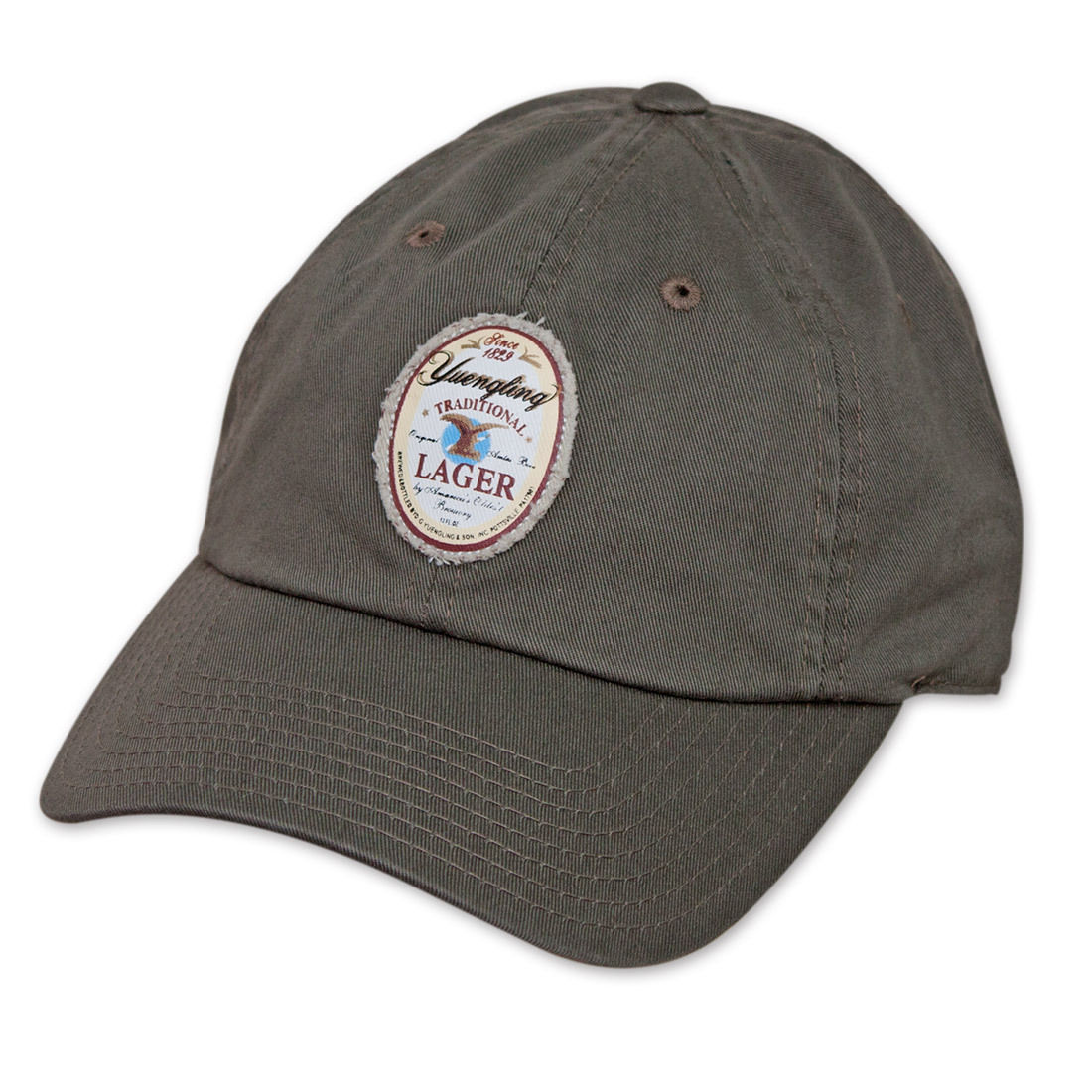 Yuengling Lager Oval Logo Adjustable Cap Green