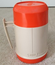 1970s Vintage Orange Thermos Model 6002 10 oz. Size - $14.99