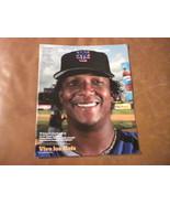 New York Times Magazine Pedro Martinez New York Mets, Jim Jarmusch, Fash... - $19.99