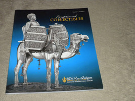 M.S Rau Antiques Catalog Exceptional Collectibles Art, Bronze, Silver 20... - $12.99