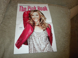 Bloomingdales New York w Sheryl Crow Pink Book Fashion & Accessory catal... - $19.99