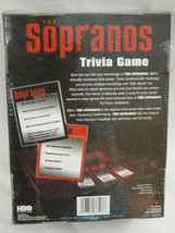 Sopranos Trivia Game - Cardinal Industries in a Box Board Game New in Box - $17.72