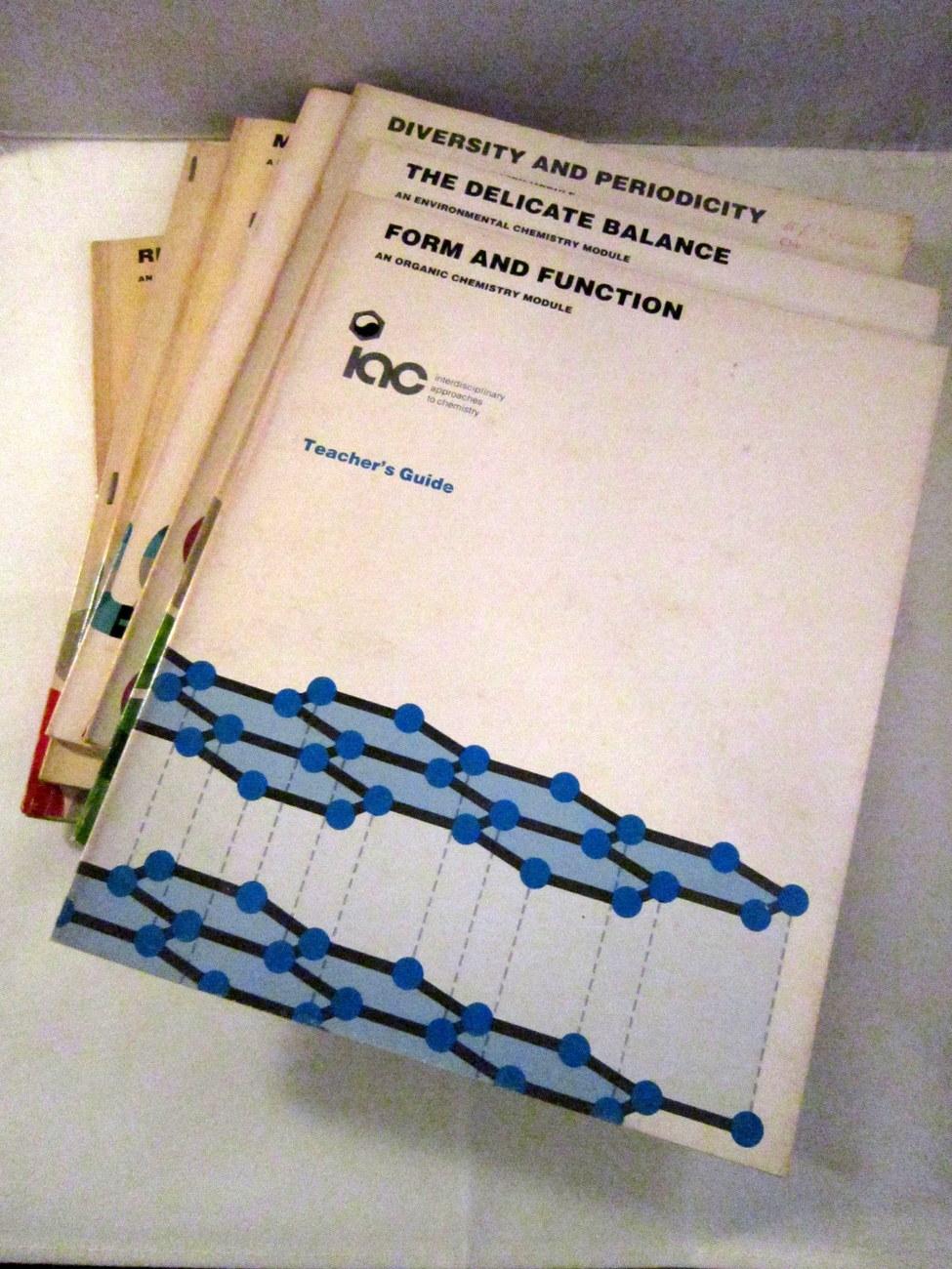 Chemistry iac modules 1970s teacher guide 01a