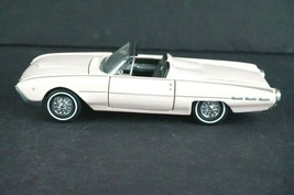 Franklin Mint 1/43 Scale 1959 Ford Thunderbird Convertible - $32.69