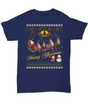 merry christmas Unisex Tee gift for your love, best gift for family, gift  - $27.95