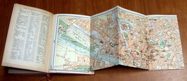 ITALY 1950 Florence Firenze E Dintorni TCI Travel Guide Maps Book 4th Edition image 2