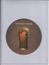 Rickard`s Dark Bar Coaster - $5.00