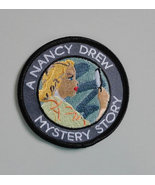 Nancy Drew Mystery Stories Patch - $5.00