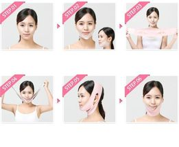 Rubelli Beauty V-Line Face Chin Neck balancing lift up belt+7sheets new version image 4