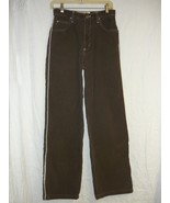 Venus Girl Trap Brown Cord Jeans 9 - $10.00