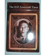 H.P. Lovecraft Tarot-2nd Edition (Sepia)-MINT condition - $1,500.00