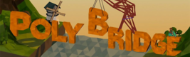 Poly Bridge PC Steam Code Key NEW Download Game Fast Region Free - $6.36
