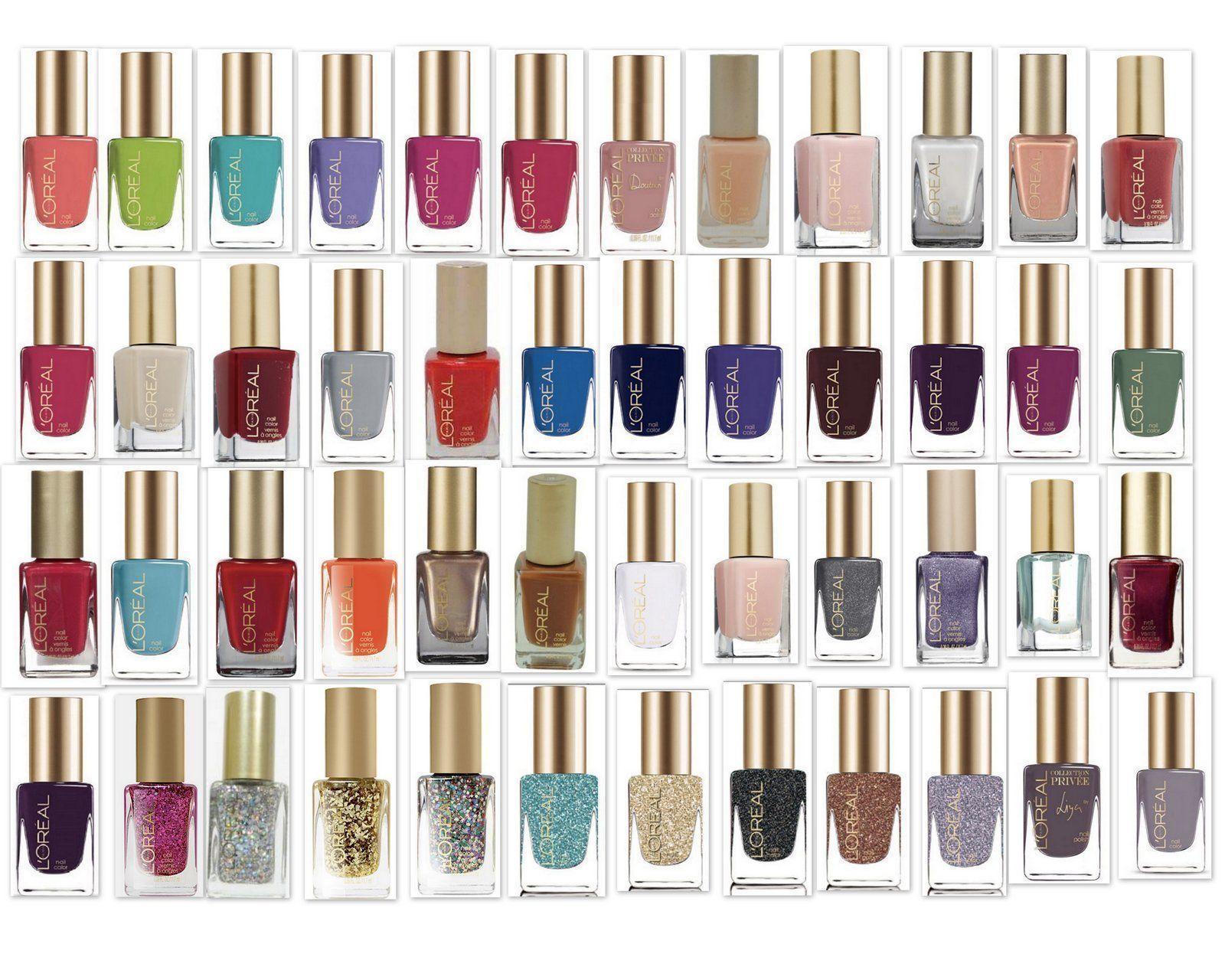L\'OREAL PARIS Nail Polish - Choose Your and 50 similar items
