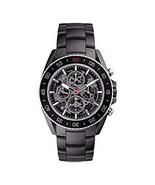 Michael Kors MK9012 Jet-Master Black Skeleton Dial Men's Watch - $225.81