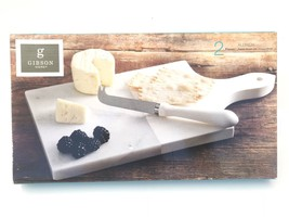 Gibson Home White Paddle Board with Cheese Knife - €28,06 EUR