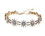 Choker necklace unique antique gold color brand jewelry 2017 vintage accessories 1 thumb155 crop