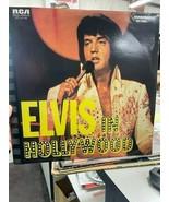 Elvis in Hollywood 2 Vinyl Pack with TV Book - $55.00