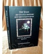 THE TOAD: AN OCCULT HISTORY Vol 1 LTD #23/25 Hentges & Seven witchcraft ... - $89.09
