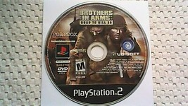 Brothers in Arms: Road to Hill 30 (Sony PlayStation 2, 2005) - $3.15