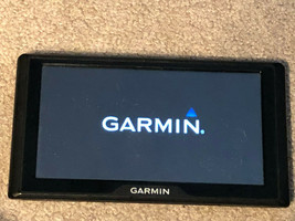 Garmin Drive 51 Lm Gps Receiver Cracked Screen Missing System As Is Parts Only - $29.69