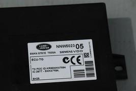 2007 Range Rover L322 Pressure Monitor Control Module Unit NNW5023-05 image 2