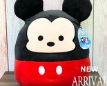 "Kellytoy Squishmallows Disney Mickey Mouse 14"" NEW LT ED HTF Plush Toy Animal - €33,69 EUR"