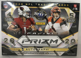2020 Panini Prizm Football Mega Box Sealed Target Exclusive - Fast Shipping - $224.40