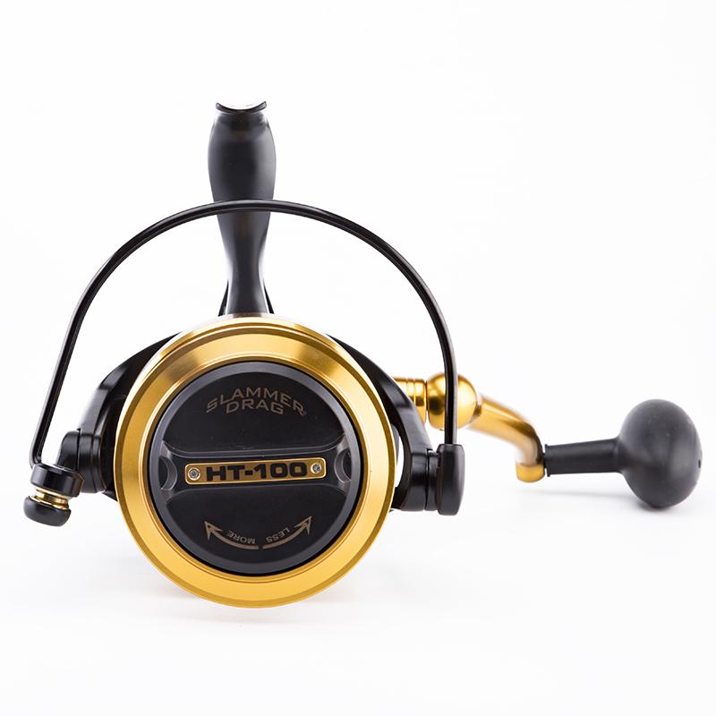 PENN SSV 6.2:1 5+1 Metal Spinning Fishing Wheel L/R Handle Max 15kg Saltwater Fi