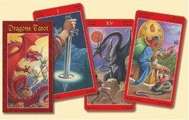 Dragons Tarot (English and Spanish Edition) Lo Scarabeo - $140.69