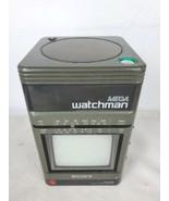 Watchman FD-500 Portable Television TV - $39.95