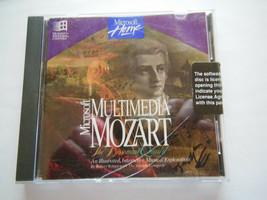 Microsoft Multimedia Mozart CD The Dissonant Quartet - $0.99