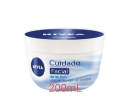 Nivea Cuidado Facial Nutritivo 200mL - $17.82