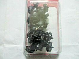 Kadee # 520 33' Smooth Back Metal Freight Wheels Code 110 RP-25, 12 Axles (HO) image 3