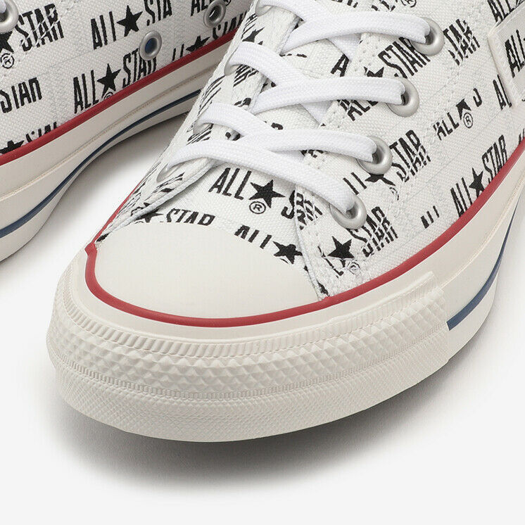 CONVERSE ALL STAR 100 MANYNAME OX White Chuck Taylor Japan Exclusive image 7