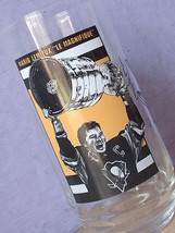 Mario Lemieux Pittsburgh Penguins NHL Hockey Stanley Cup champs drinking... - $9.90