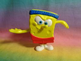 2012 McDonald's Basketball Spongebob #3 Sports Action Figure Only - $1.49