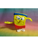 2012 McDonald's Basketball Spongebob #3 Sports Action Figure Only - $1.49