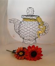 Teapot Topiary Frame - $45.00