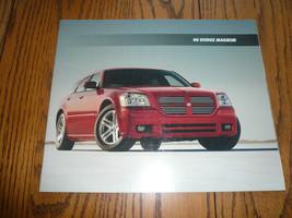 2006 Dodge Magnum Sales Brochure - $7.84